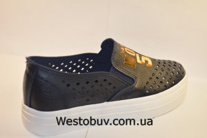 Cлипоны  синие женские  jx76