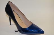 Женские синие туфли C35d