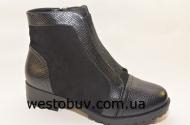 Ботинки  женские осенние YZY6605-2a