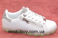 Кроссовки для женщин замочек  7-p7937A2-12