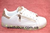Модные кроссовки с подсветкой 7-p7937A3-12
