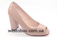 Женские лаковые туфли 346-1b