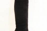 Осенние замшевые сапоги для женщин X653-1