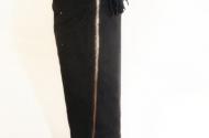 Зимние женские сапоги с золотистая молнией VL806-1