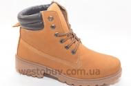 Ботинки  зимние женские на шнурках  BL68d