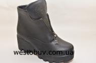 Ботинки  женские на модной подошве  L&L K60021