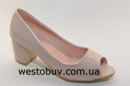Seven Туфли лаковые женские B899